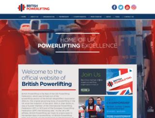 gbpf.org.uk screenshot