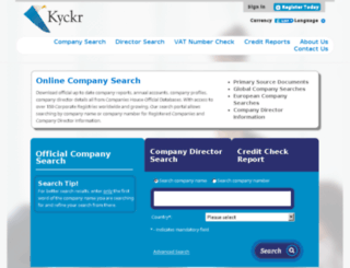 Access gbrdirect co uk  Company Search | Primary source for KYC