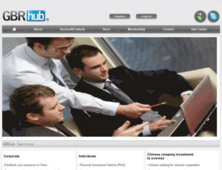 gbrhub.com screenshot