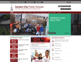 gc.schoolwires.net screenshot