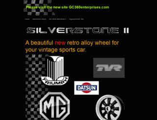 gc360enterprises.yolasite.com screenshot