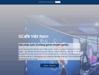 gcafe.vn screenshot