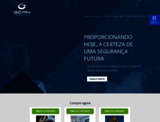 gcan.com.br screenshot