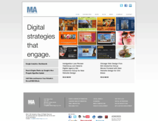 gcas.mainteractivegroup.com screenshot