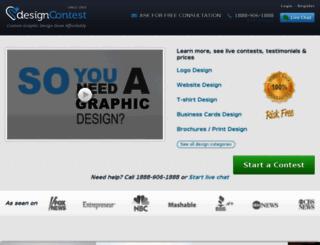 gcdn.designcontest.com screenshot
