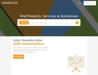 gcdn.indiabizclub.com screenshot