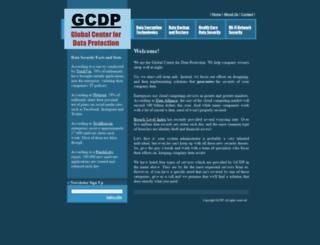 gcdpsummary2014.com screenshot