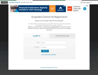 gchs.8to18.com screenshot