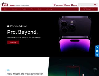 gci.net screenshot