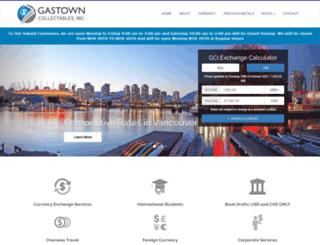 gciexchange.com screenshot