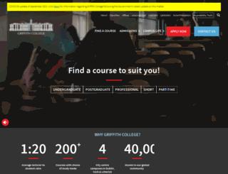 gcl.ie screenshot