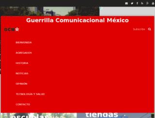 gcmx.mx screenshot