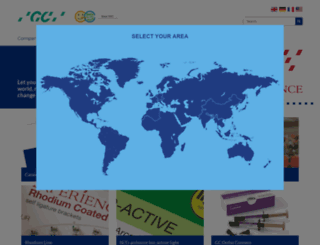 gcorthodontics.eu screenshot
