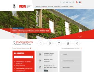 gcppcinsa.insa-lyon.fr screenshot