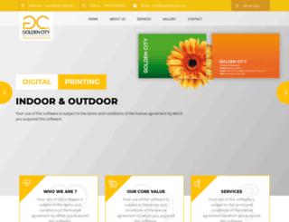 gcprintings.com screenshot