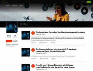 gcraige.podbean.com screenshot