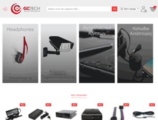 gctech.gr screenshot