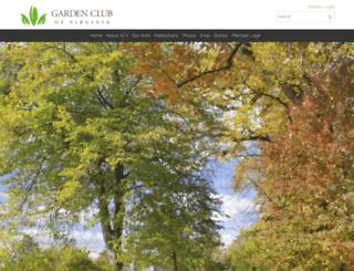 gcvirginia.org screenshot
