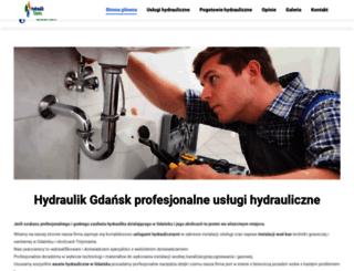 gdansk-hydraulik.pl screenshot