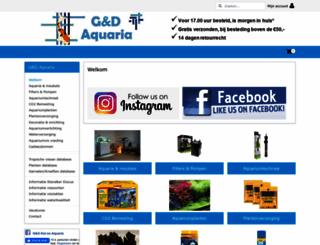 gdaquarium.nl screenshot