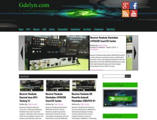 gdelyn.com screenshot