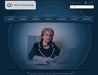 gdg.az screenshot