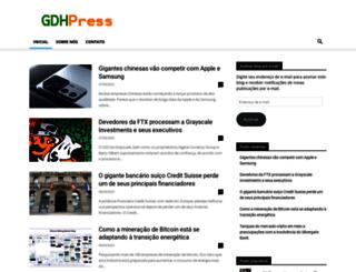 gdhpress.com.br screenshot