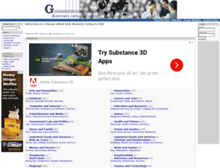 gdirectory.info screenshot