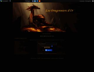 gdor.pro-forum.fr screenshot