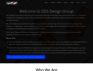 gdsdesigngroup.com screenshot