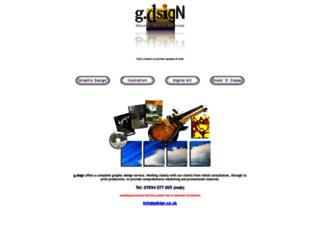 gdsign.co.uk screenshot