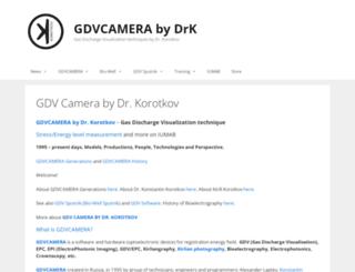gdvcamera.com screenshot