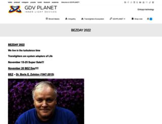 gdvplanet.com screenshot