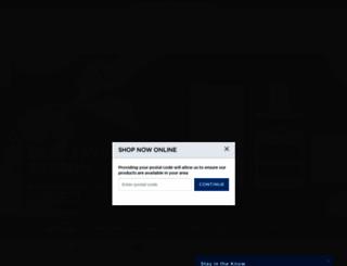 geappliances.ca screenshot
