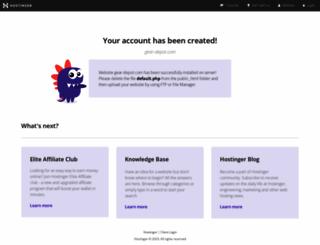 gear-depot.com screenshot