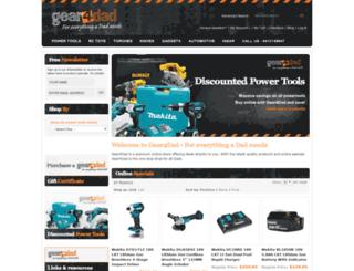 gear4dad.com.au screenshot