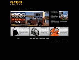 gearbox.cz screenshot