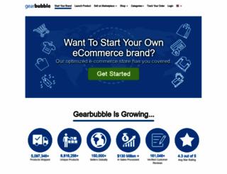 gearbubble.com screenshot