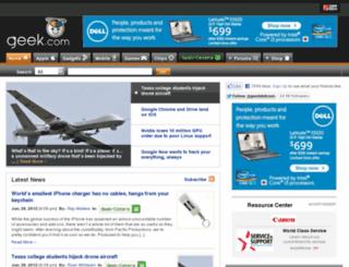 gearlog.com screenshot