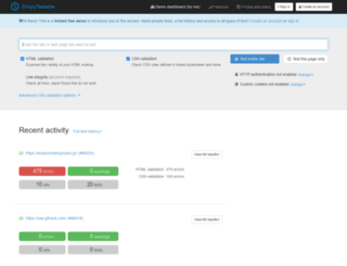 gears.simplytestable.com screenshot