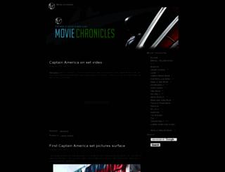 gearsofwar.moviechronicles.com screenshot