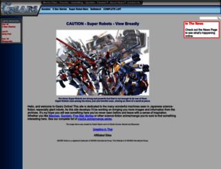 gearsonline.net screenshot
