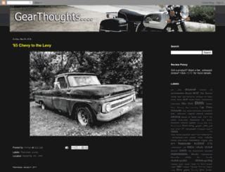 gearthoughts.com screenshot