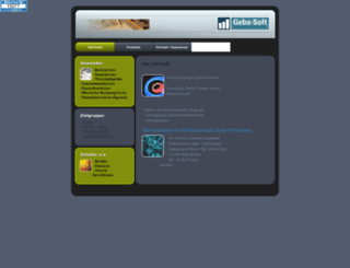 geba-soft.de screenshot
