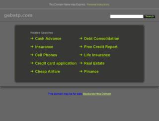 gebatp.com screenshot