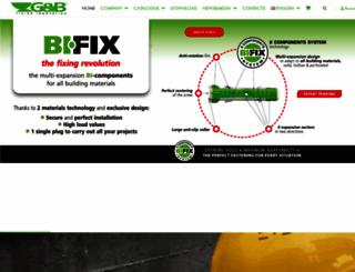 gebfissaggi.com screenshot