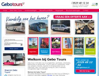 gebo.nl screenshot