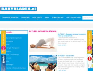 geboortespeciaalzaak.nl screenshot