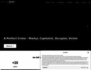gebrueder-beetz.de screenshot