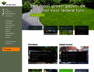 gebrvdhoorn.nl screenshot